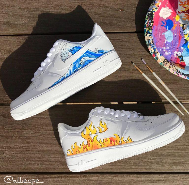 Customize – Custom sneaker là gì?