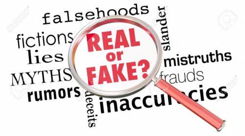 Sai lầm về hàng REAL và FAKE