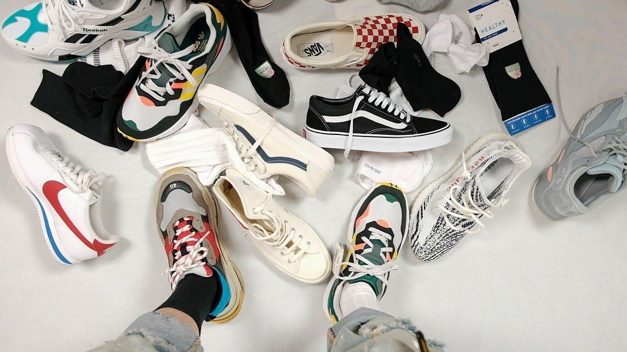 Cách chọn Sneaker dành cho tất cả các bạn