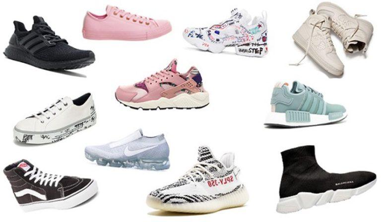 Các hãng giày nổi tiếng trên toàn thế giới ( phần 1)