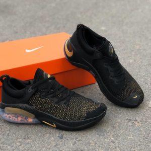 Nike Joyride Run Flyknit – Black&Gold