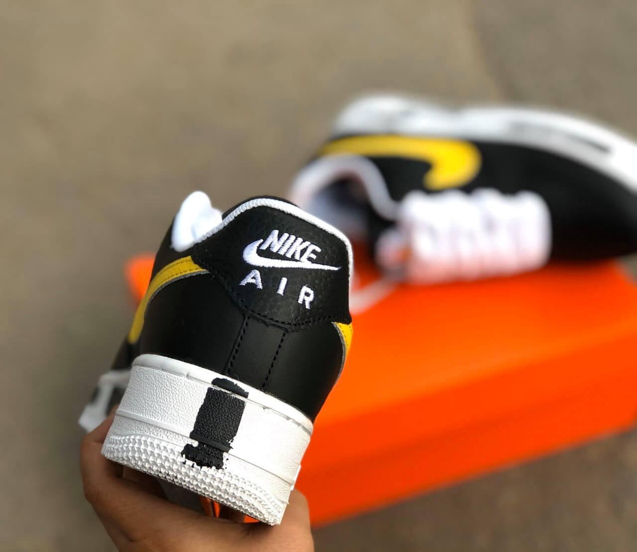 Nike Air Force 1 G-Dragon Edition Yellow