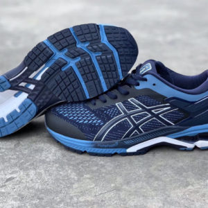 Asics Gel Kayano 26 DeepBlue