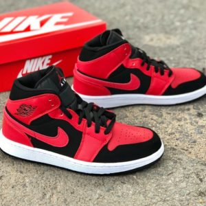 Nike Air Jordan 1 – RED/Black