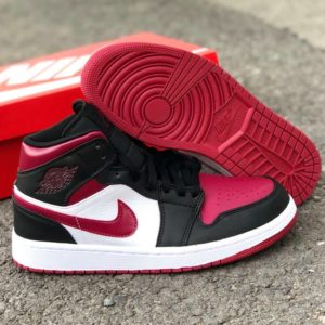 Nike Air Jordan 1 – RED/Black/White