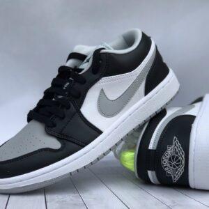 Nike Jordan 1 Low Dark/White