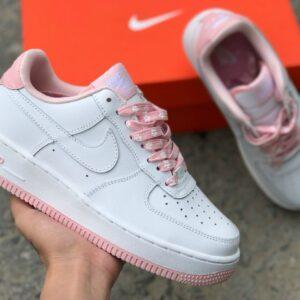 Nike AirForce Pink/Blue