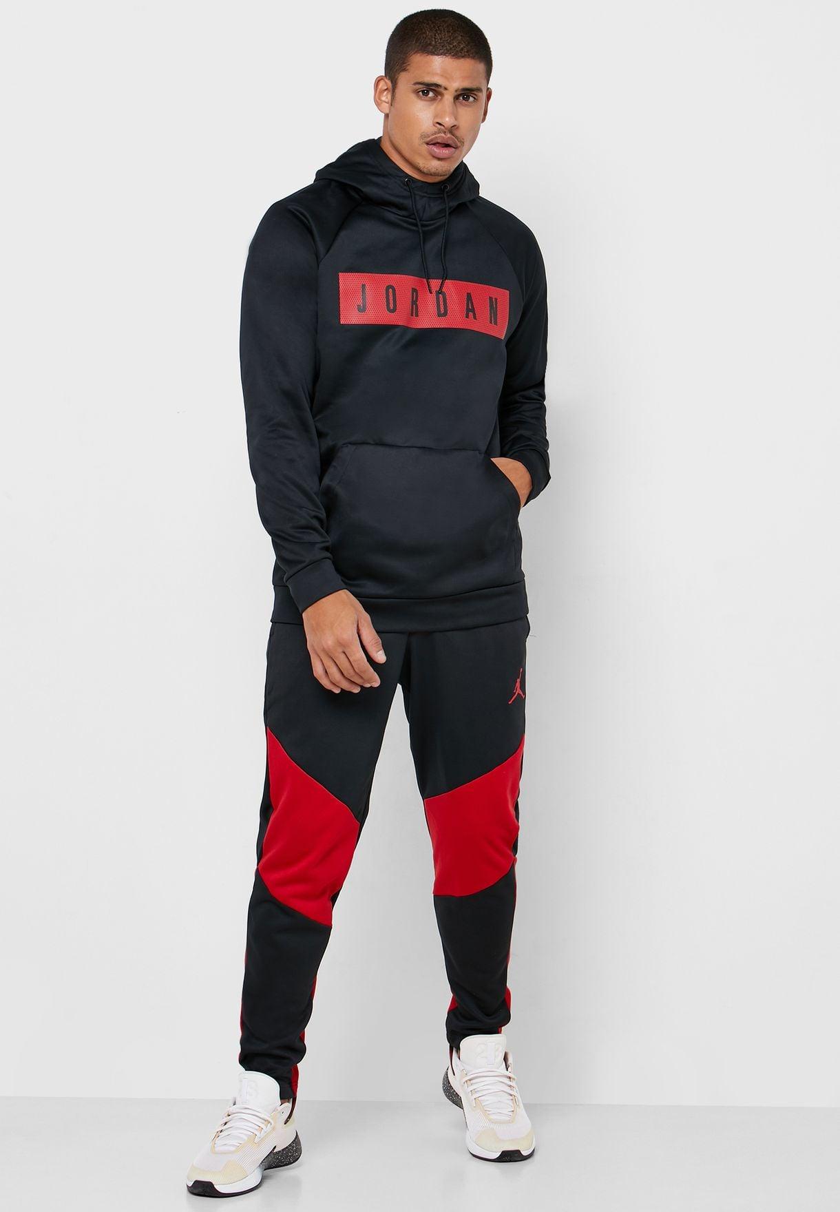 Jordan 23 Alpha Therma Men's Fleece Pullover Hoodie