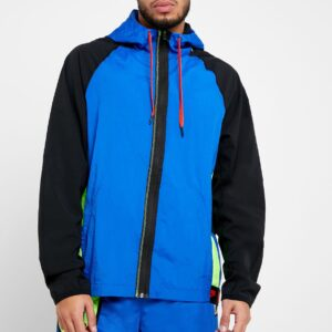 Nike Men's Flex Full Zip Jacket Px BLUE