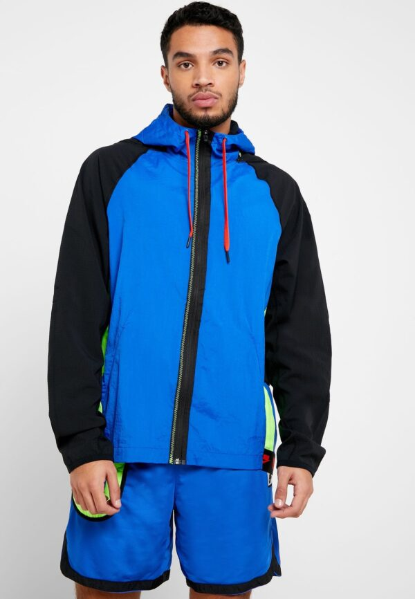 Nike Men's Flex Full Zip Jacket Px BLUE