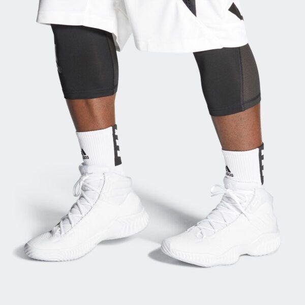 Proboune2018 MID White Bassketball