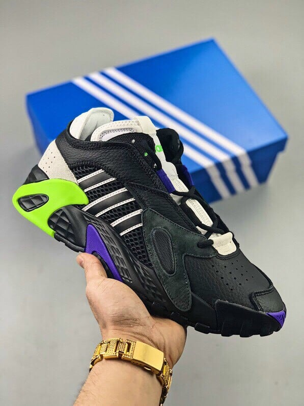 "Adidas streetball 700"" Yeezy 700 Black"