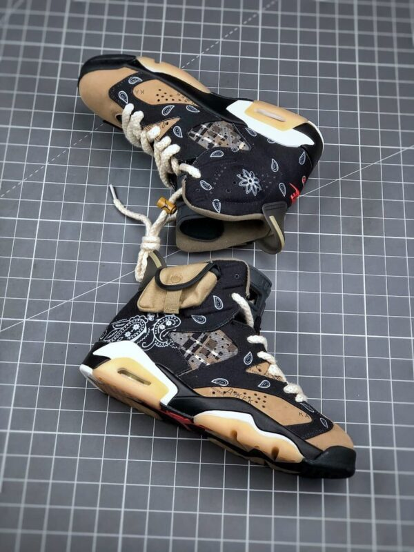 Travis Scott x Air Jordan 6 TS