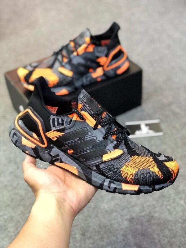 Adidas UltraBoots 2020 - Orange Camo
