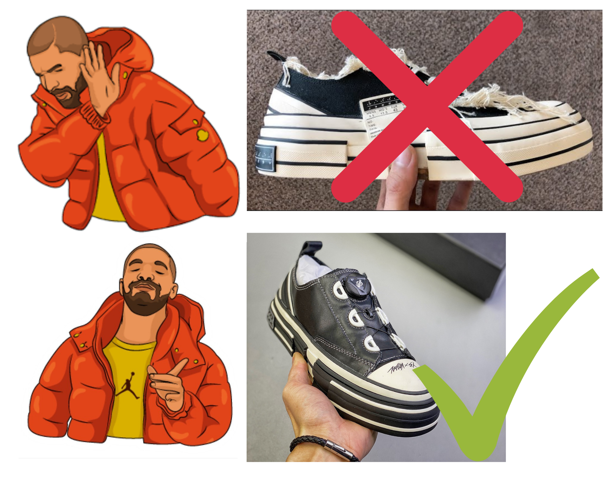 Giày xVESSEL