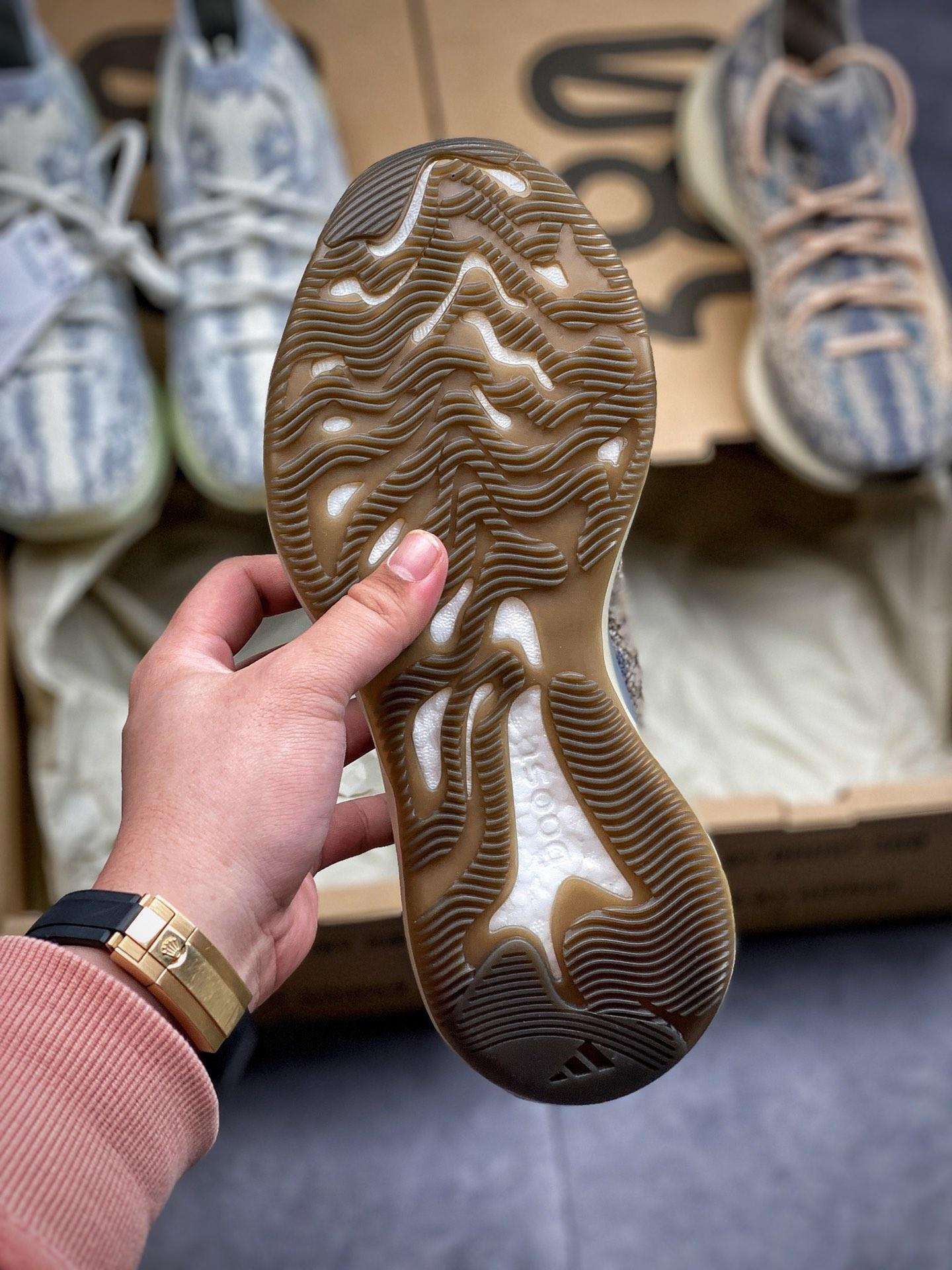 adidas Yeezy Boost 380 V10 Citrin Alien