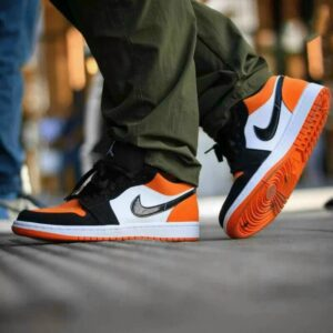Nike Jordan 1 Low - Organe