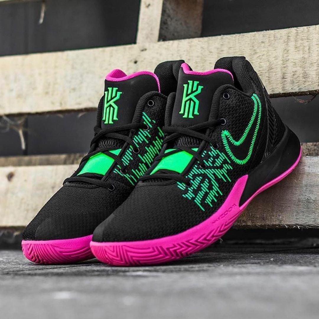 Nike Kyrie Flytrap2 GREEN-PINK