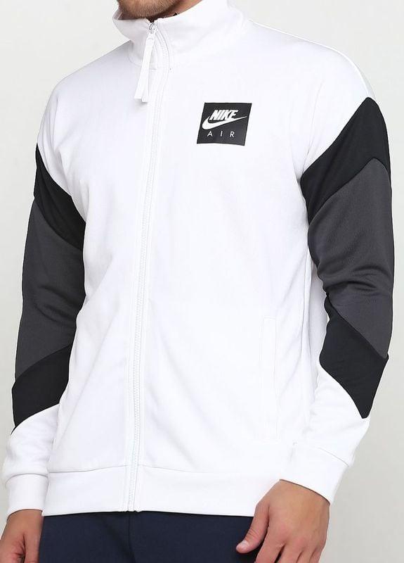 Nike Men's Air Jacket White Black