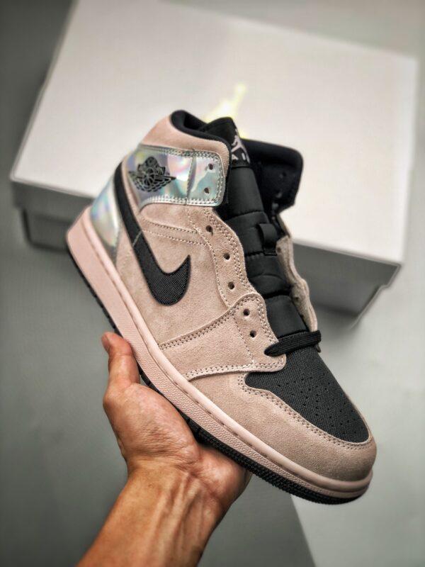 Nike Air Jordan 1 Mid Chrome Wings