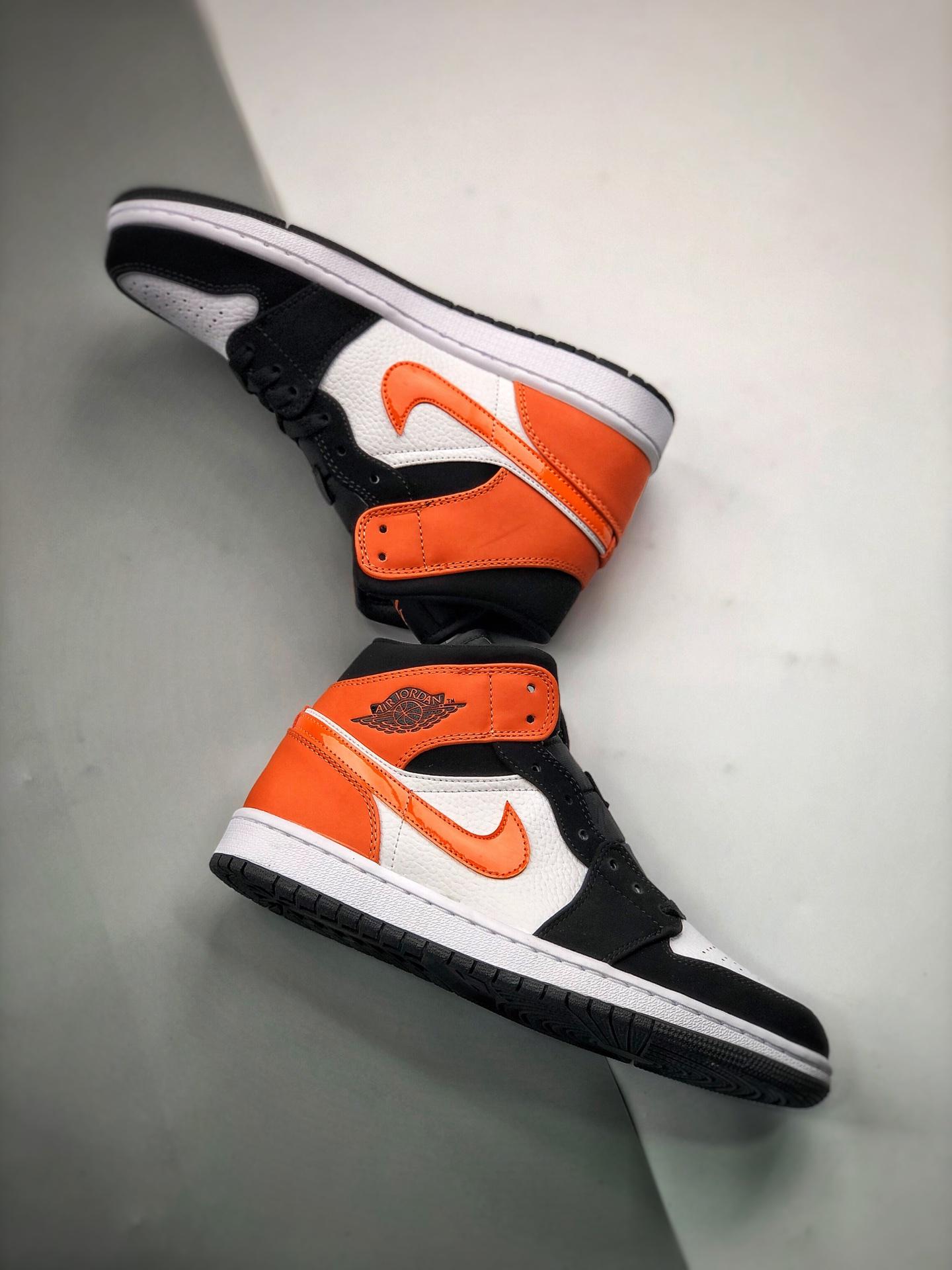 Nike Air Jordan 1 Mid Shattered
