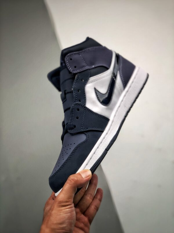 Nike Air Jordan 1 Mid Sanded Purple