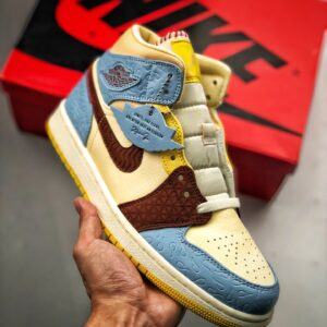 Nike Air Jordan 1 Mid Fearless