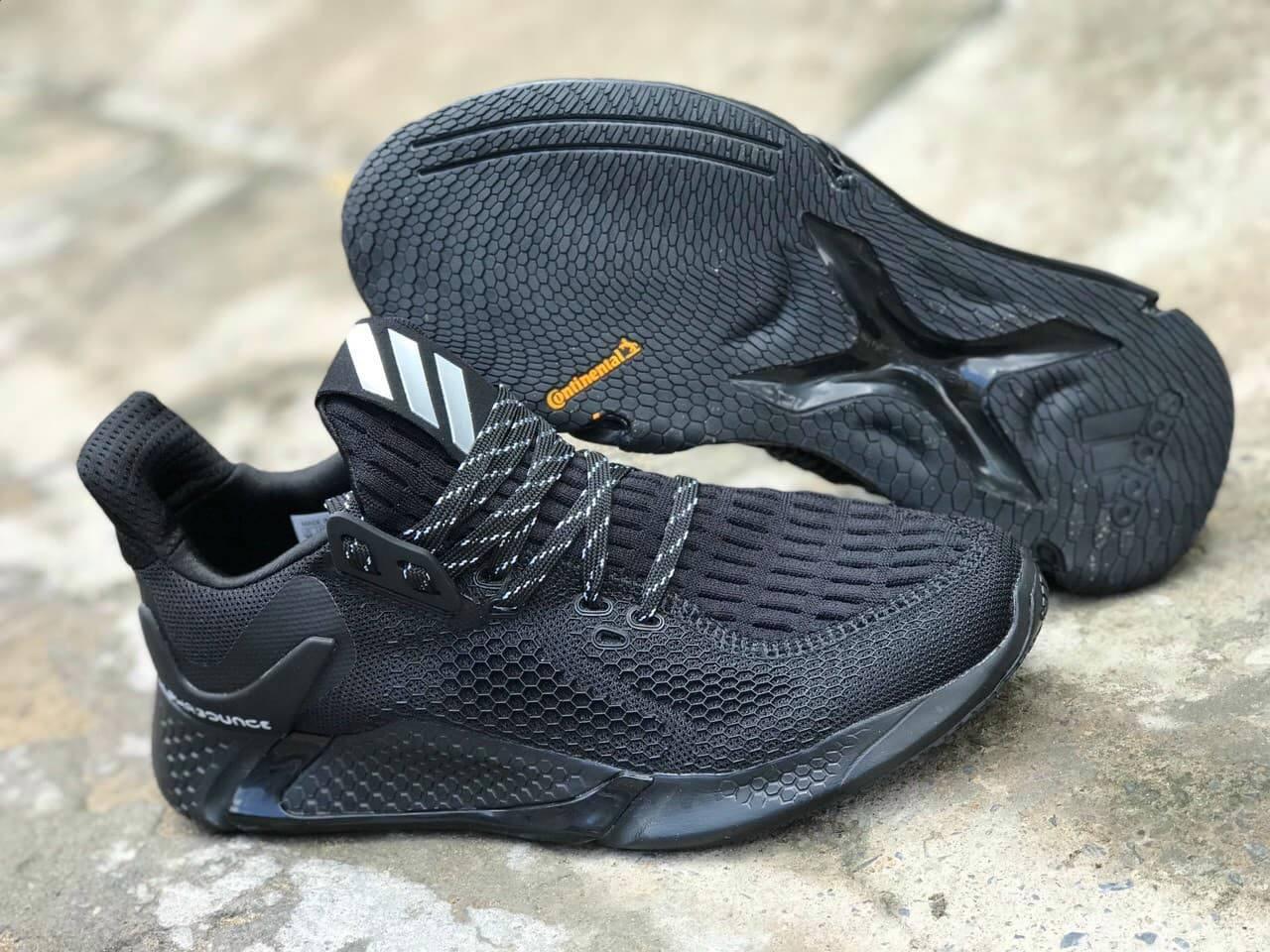Adidas Alpha Bounce X - All Black