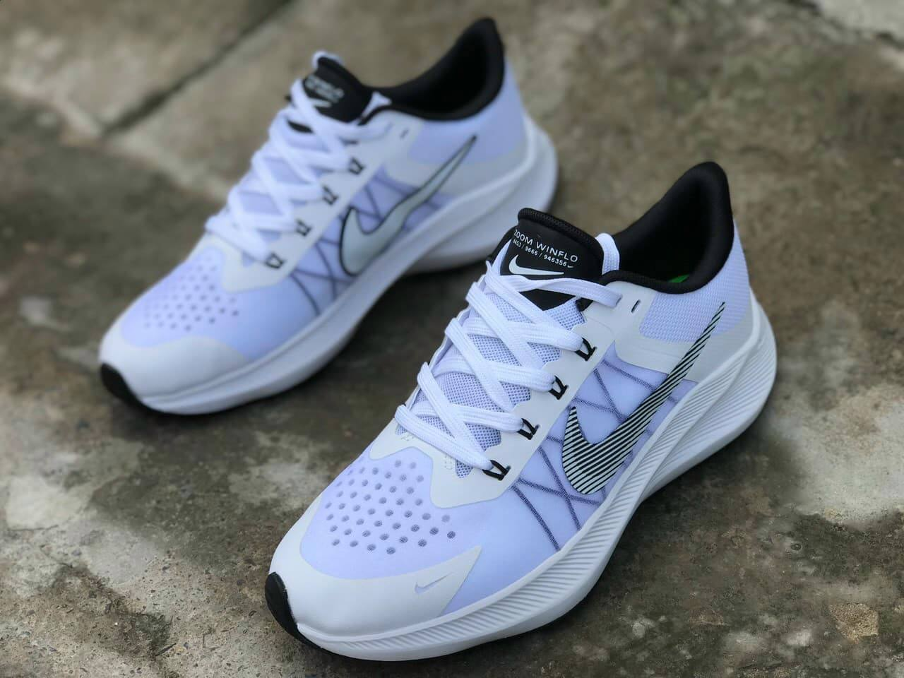 Nike Zoom Winflo 8 White